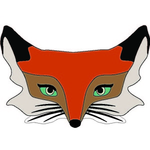fox_isolated_cookie__