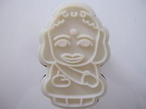 大仏クッキー抜き型